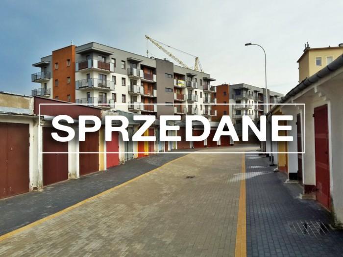 Garaż z dużym kanałem i prądem, ul. Klonowa, Suwałki, dostępny już.