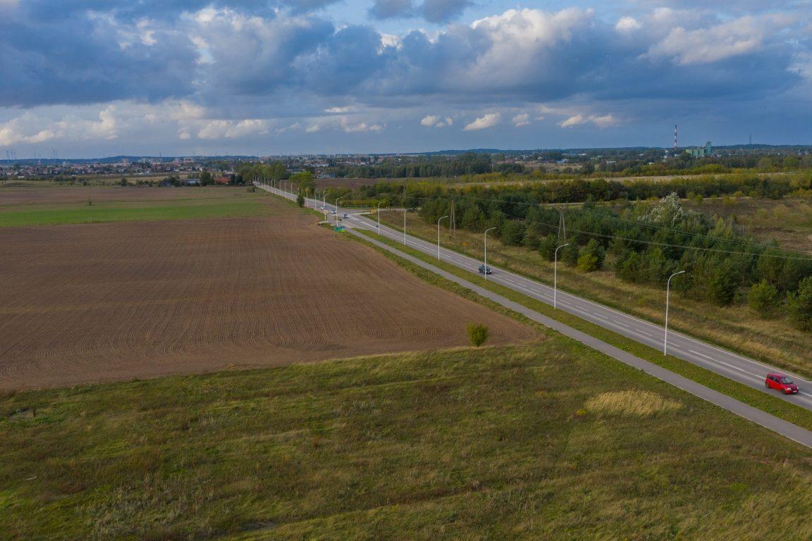 Działka budowlano-usługowa 947m2, Staniszewskiego, Suwałki.