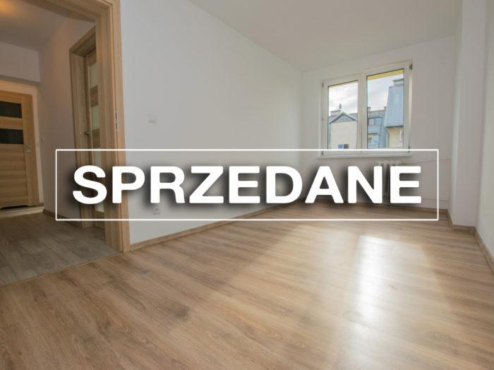Mieszkanie 2-pokojowe 36m2, IIp. bloku w centrum.