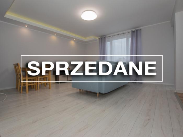 Funkcjonalne mieszkanie 3-pokojowe 63,5m2, ul.Reja