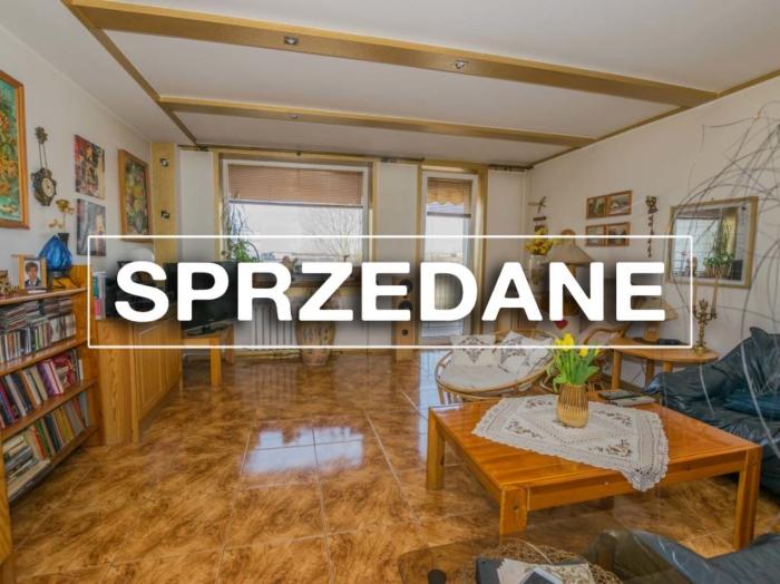 Stylowo urządzone mieszkanie 3-pokojowe 70m2.
