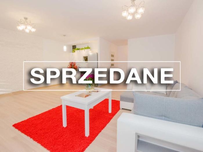 Nowe, wykończone mieszkanie 1-pokojowe 47m2, parter.