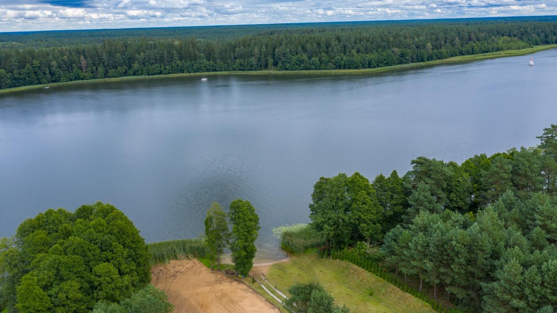 Działka budowlana usługowa 1220m2,Augustów, jezioro Necko.