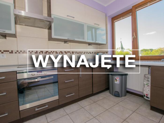Wyposażone, duże mieszkanie 2-pokojowe przy ul.Jana Pawła II.