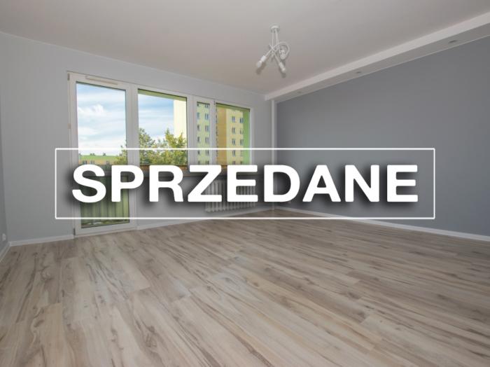Mieszkanie 3-pokojowe 58m2, II piętro, po remoncie.