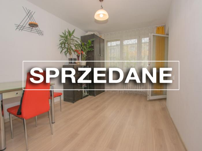 Mieszkanie 2-pokojowe 35m2 na II piętrze w centrum Suwałk.
