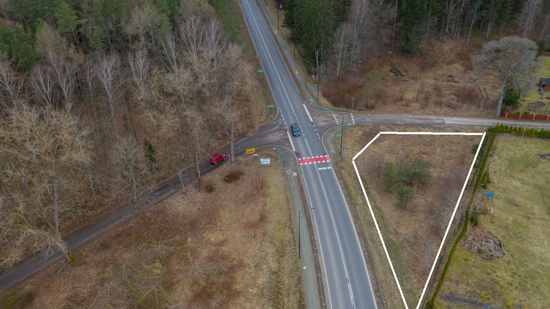 Nieruchomość niezabudowana 955m2, Leszczewek, blisko jezioro Wigry.