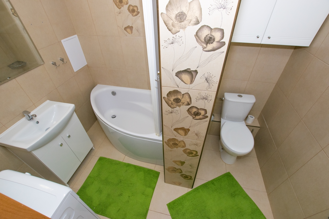Komfortowe mieszkanie 3-pokojowe 63,5m2, I piętro.