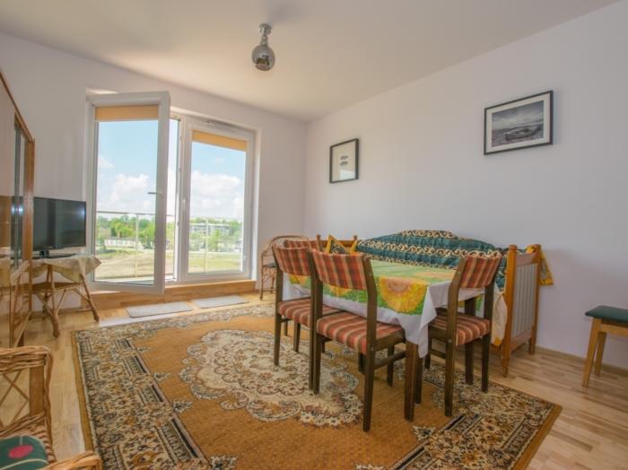 Nowe, słoneczne mieszkanie 38m2, Sobola Biel.