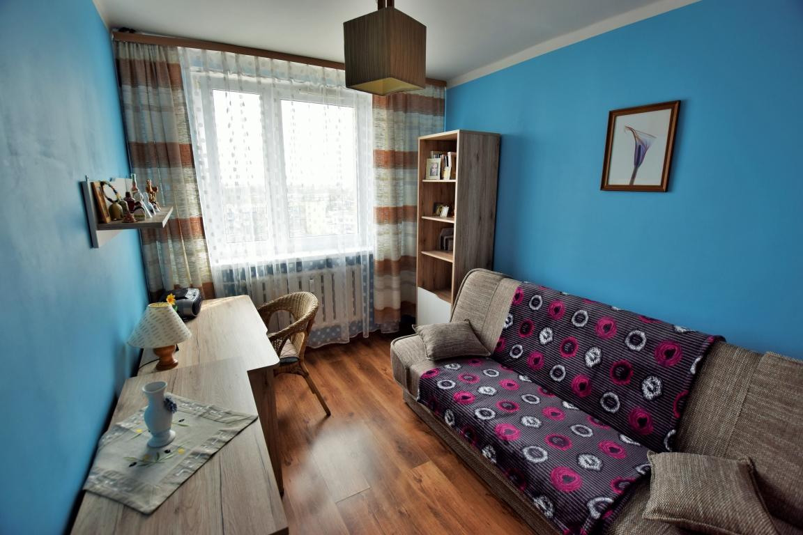 Mieszkanie 2-pokojowe 44m2 w centrum miasta.