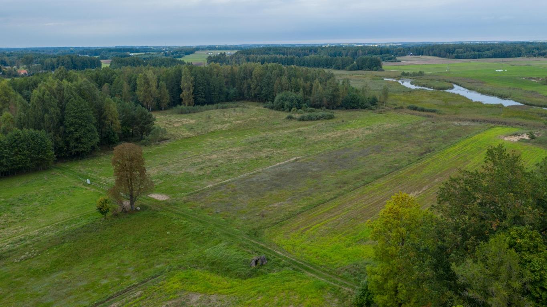 Nieruchomość 1,74ha z dostępem do rzeki Cz.Hańcza.