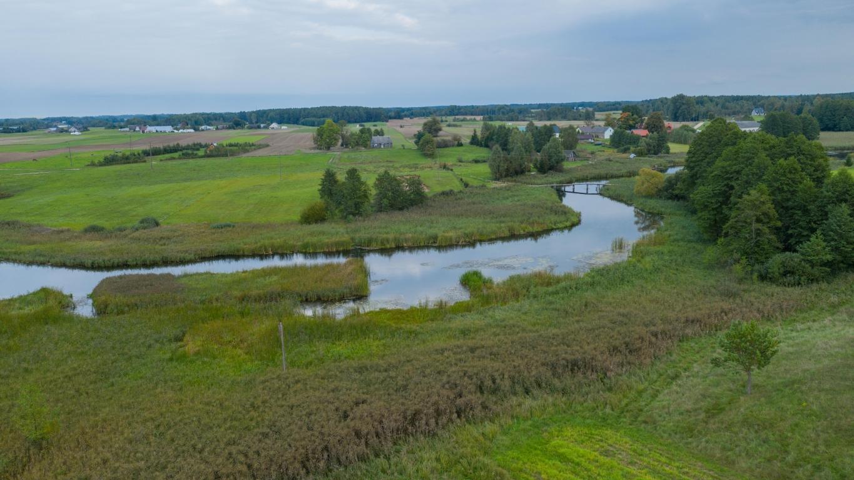 Nieruchomość 0,9ha z dostępem do rzeki Cz.Hańcza.