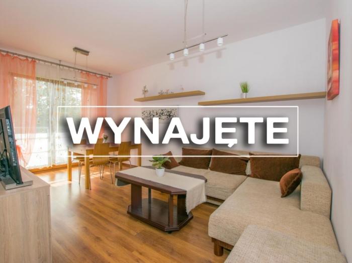 Wyposażone mieszkanie 3-pokojowe 65m2 z ogródkiem, ul.Jana Pawła II.